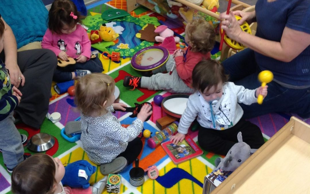 Ms. Katie's Toddlers 1/11/19