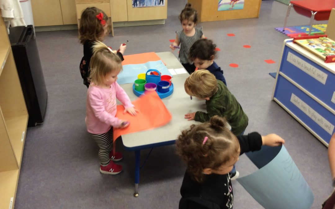 Ms. Crystal's Toddlers 1/11/19