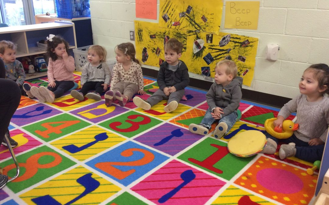 Ms. Ellen's Toddlers 02/15/19