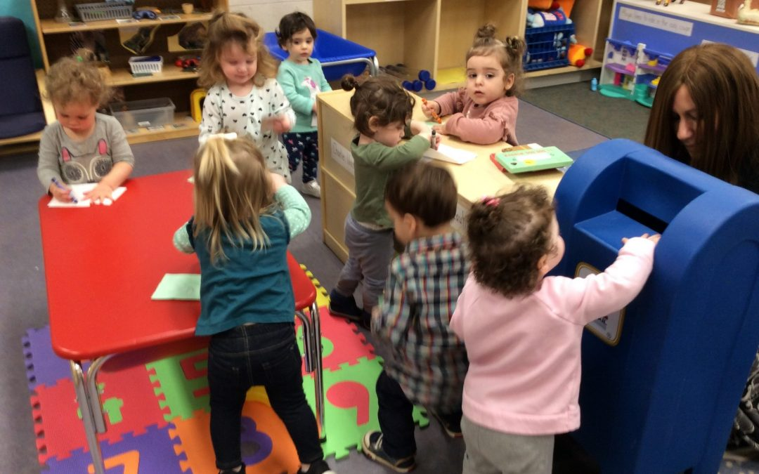 Ms. Crystal's Toddlers 2/15/19