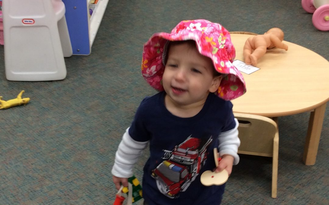 Ms. Crystal's Toddlers 3/15/19