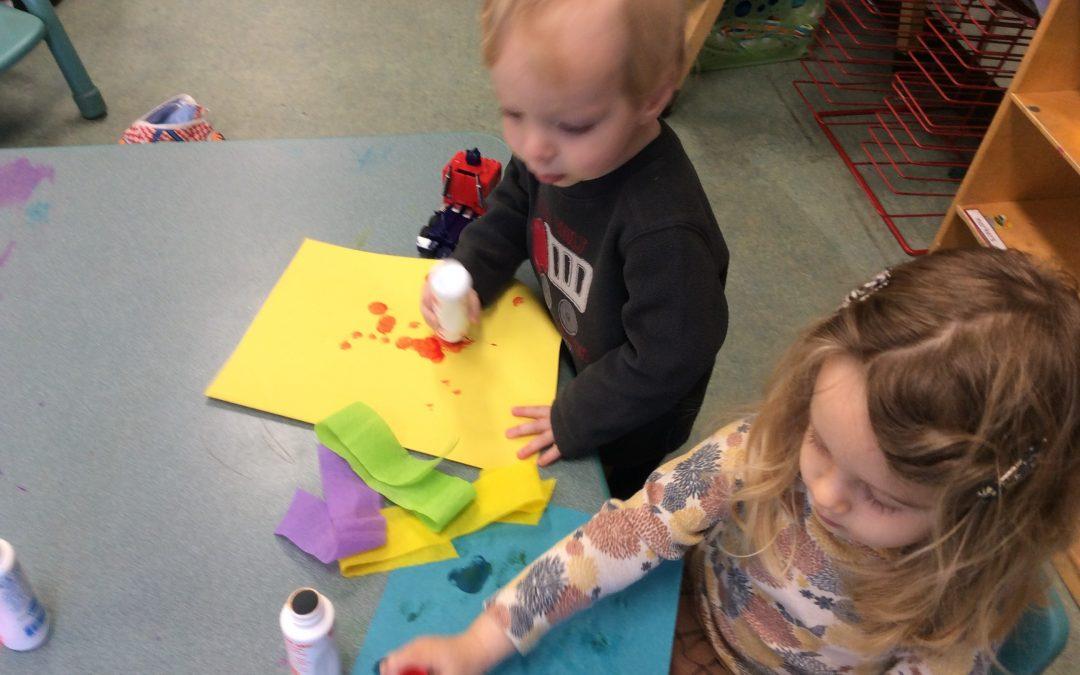 Ms. Ellen's Toddlers 4/5/19