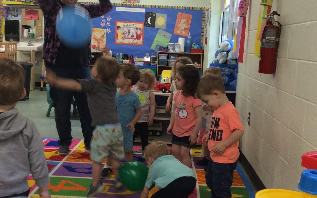 Ms. Ellen's Toddlers 5/3/19